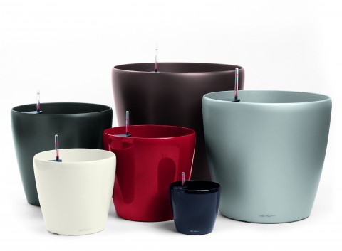 Lechuza Classico Self Watering Planters In Standard Colors