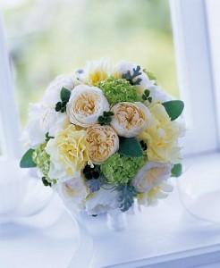 Gray Wedding Flowers