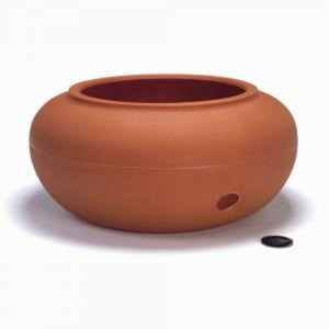 Hose Pot Terra Cotta