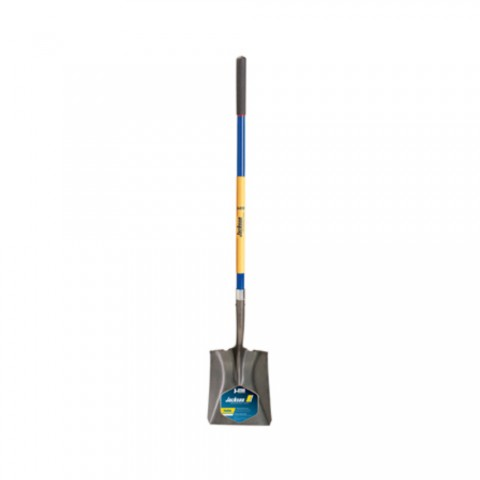 L.H. Square Point Shovel Jackson J-250 Contractor