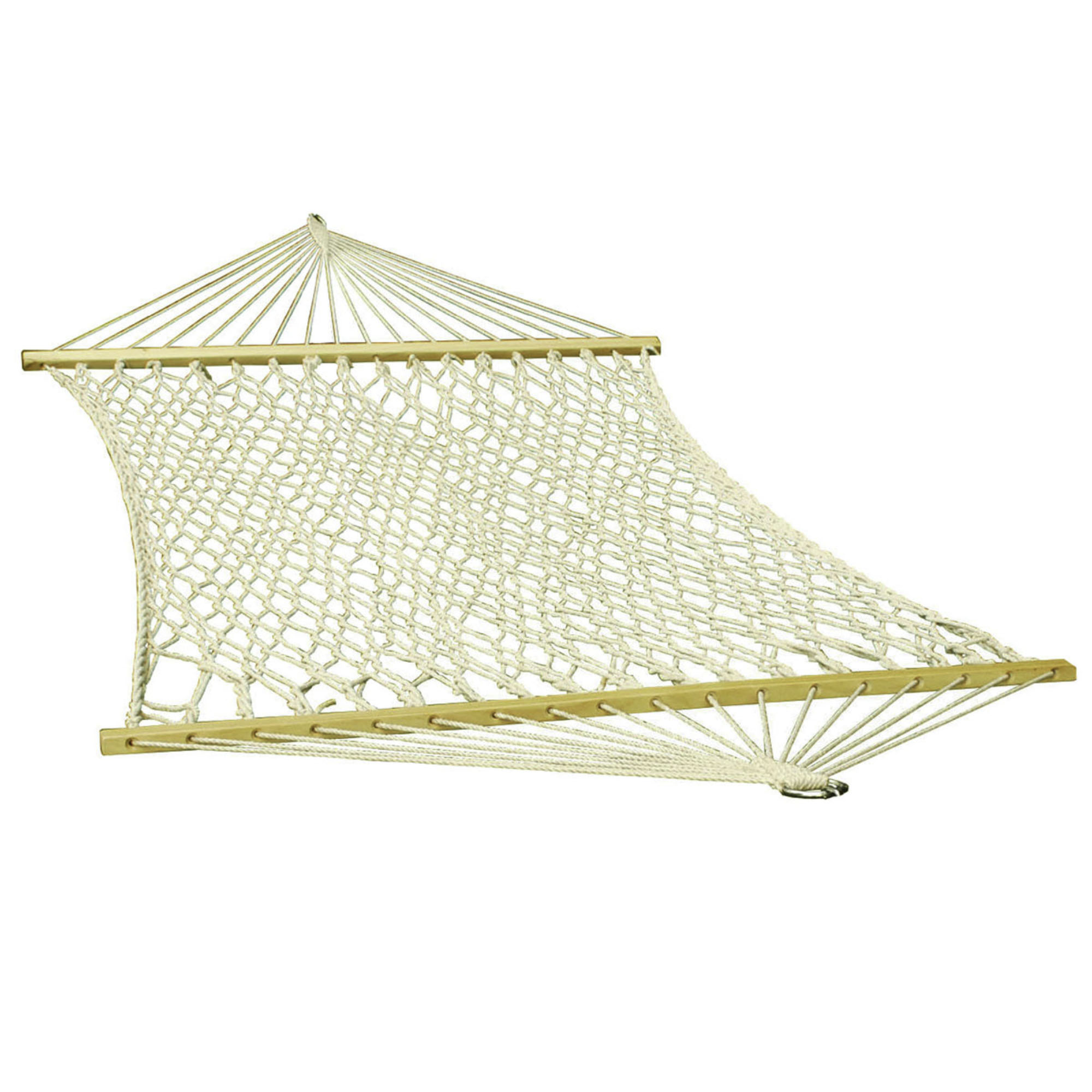 Cotton Rope Hammock Off White