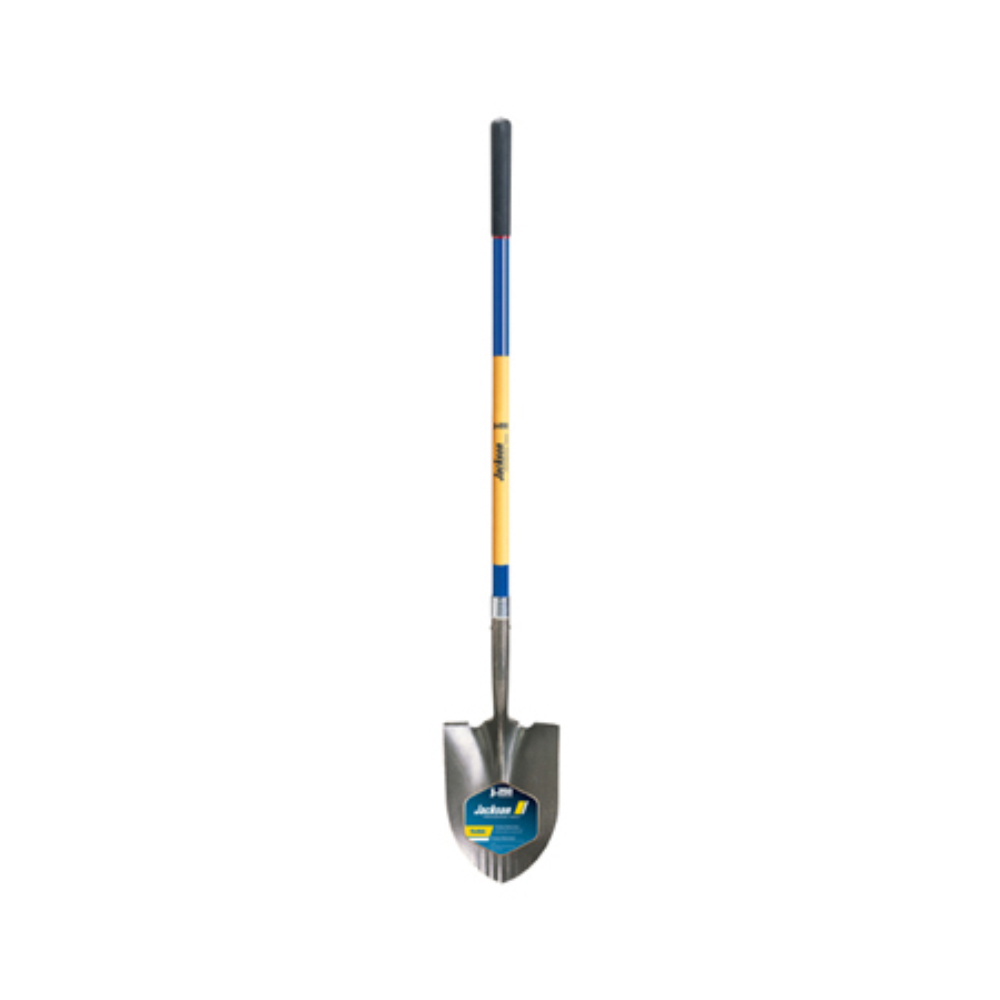 Round Point Shovel Jackson J250 Contractor L.H.
