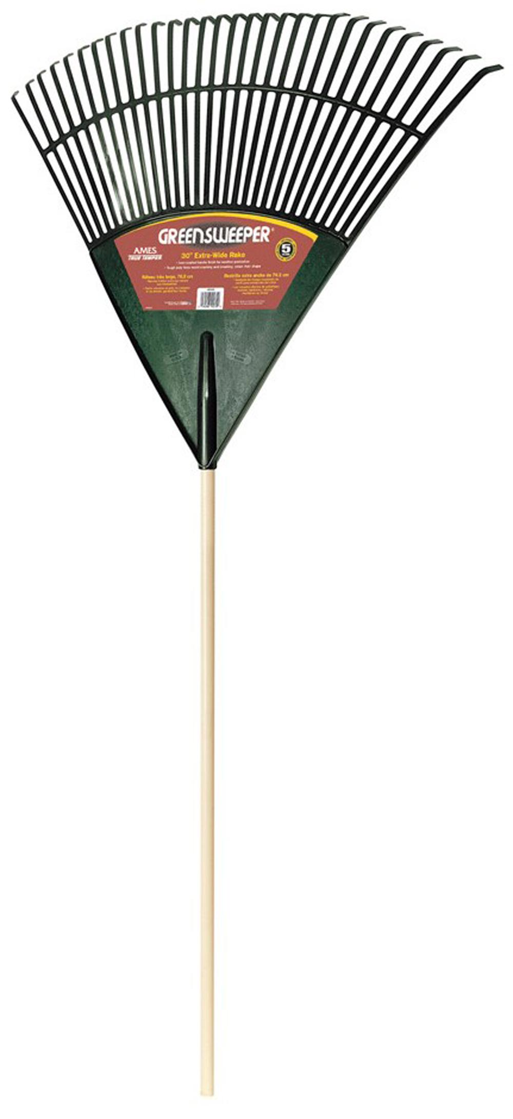Rake Poly Greensweeper