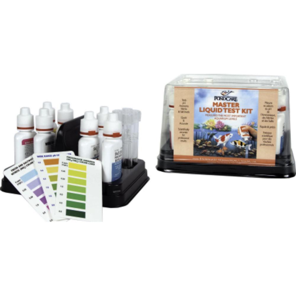 Master Liquid Test Kit