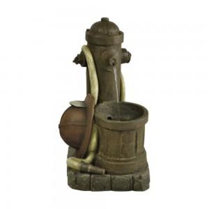 Atwater Fireplug Fountain
