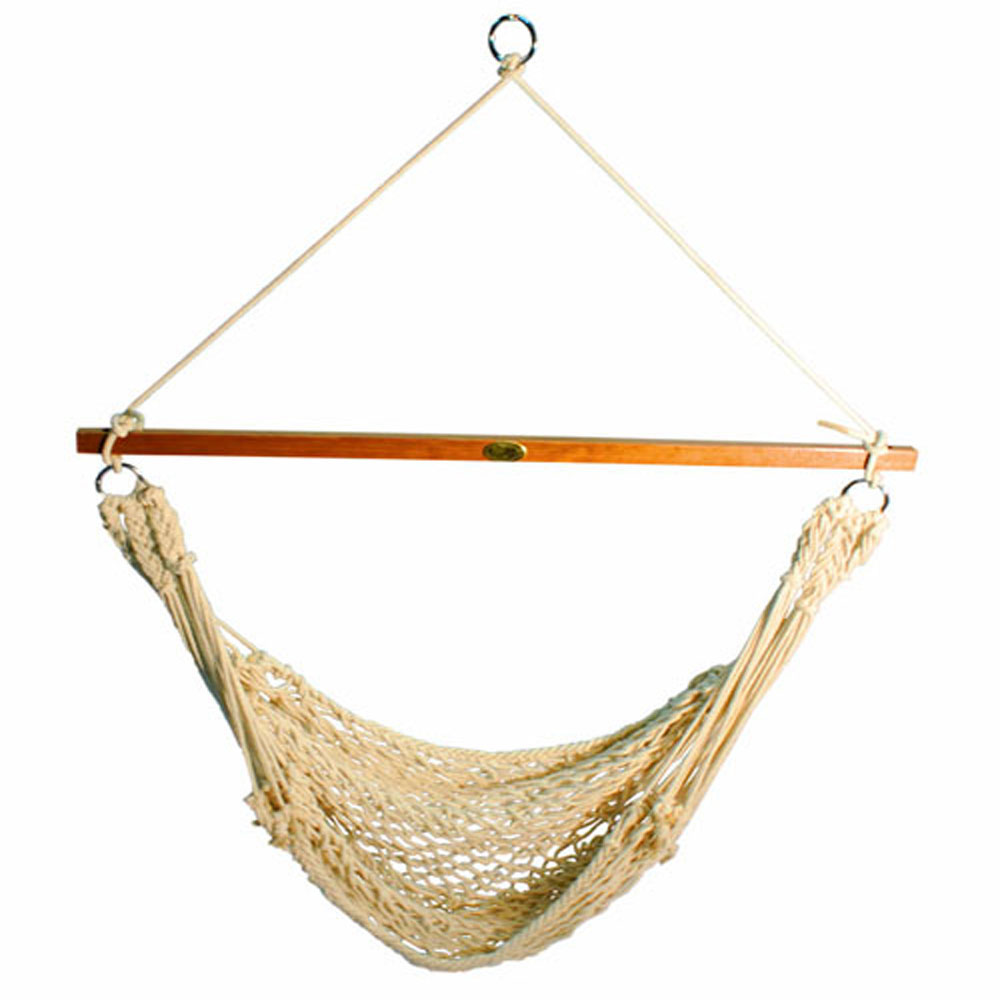 Hanging Cotton Rope Chair