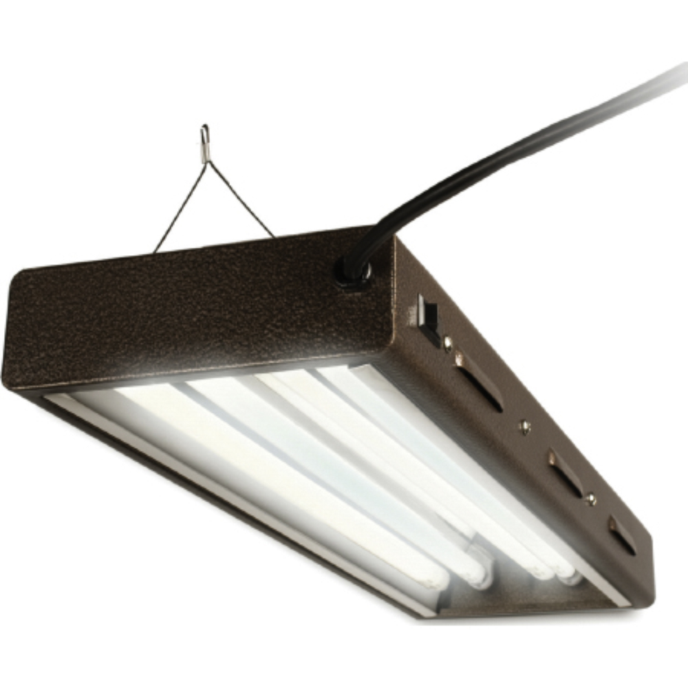 Designer Light System with 2-T5 Bulb