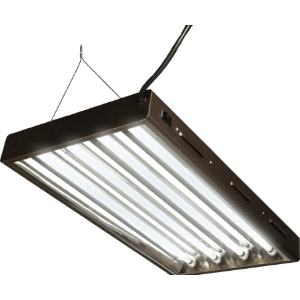Designer Light System with 4-T5 Bulb