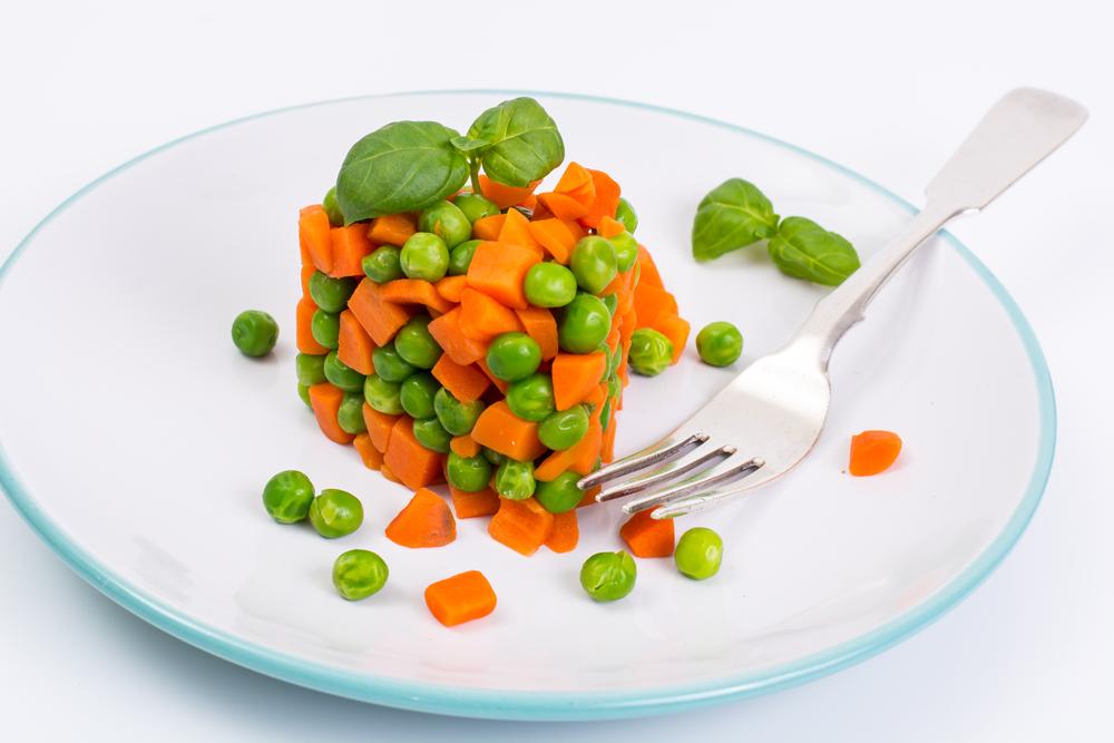 grow garden peas